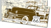 Route 66 Side Tear Personal Checks