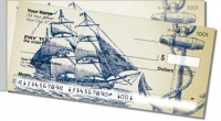 Scrimshaw Ships Side Tear Personal Checks