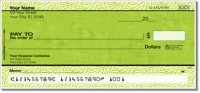 Wild About Lime Personal Checks
