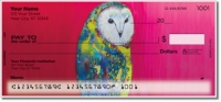 Nilles Owl Personal Checks