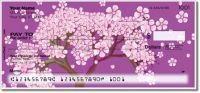 Cherry Blossom Personal Checks