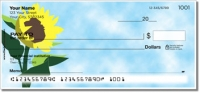 Sunflowers of Peace Personal Checks