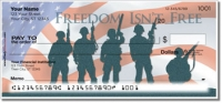 Price of Freedom Personal Checks