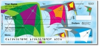 Colorful Kite Personal Checks