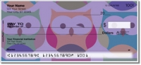 Winking Owl Personal Checks