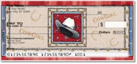 Western Hats Personal Checks
