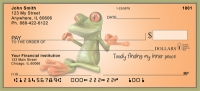 Toadly Zen Personal Checks