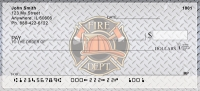 Firefighter Badges Personal Checks