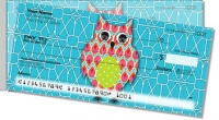 Puma Colorful Owls Side Tear Personal Checks