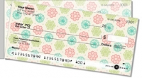 Doily Dots Side Tear Personal Checks