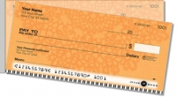 Large Doily Side Tear Personal Checks