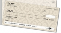 Brocade Side Tear Personal Checks