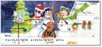 Snow Musician Personal Checks