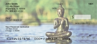 Zen Buddha Personal Checks