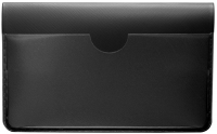 Black Vinyl Debit Card Cover