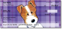 Jack Russell Terrier Personal Checks