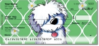 Old English Sheepdog Personal Checks