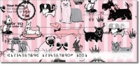 Doggy Boudoir Personal Checks