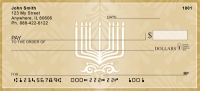 Menorah Personal Checks
