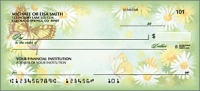 Flower Garden Personal Checks - 1 Box