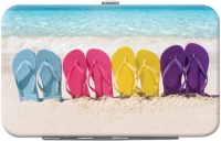 Flip Flop Debit Mini Clutch