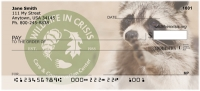 Wildlife In Crisis Personal Checks