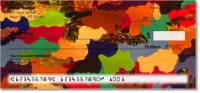 Color Map Personal Checks