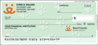 Best Friends Animal Society Rotating Series Personal Checks - 1 box