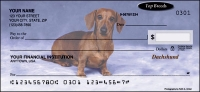 Top Breeds - Dachshund Personal Checks - 1 box