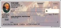 Founding Fathers Personal Checks - 1 box