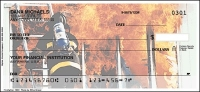 Firefighter Personal Checks - 1 box