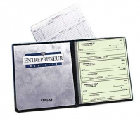 Green Safety Entrepreneur Checks - 1 Box