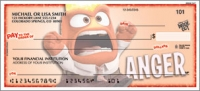Disney/Pixar Inside Out Disney Personal Checks - 1 Box