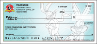 Looney Tunes II Warner Bros Personal Checks - 1 Box - Singles