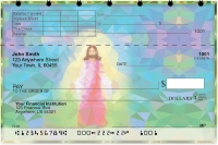 Kingdom of God Top Stub Personal Checks