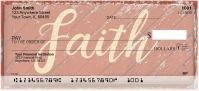 Rustic Blessings Personal Checks