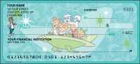 The Jetsons Warner Bros Personal Checks - 1 Box