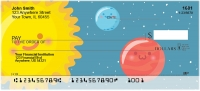 Happy Solar System Personal Checks