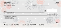 Floral Patterns Personal Checks