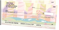 Candyland Side Tear Personal Checks