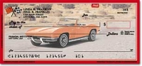 Corvette Recreation Personal Checks - 1 Box