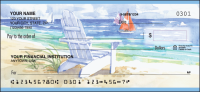 Seaside Side Tear Personal Checks - 1 Box