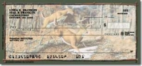 Wild Outdoors Animal Personal Checks - 1 Box