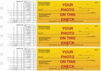 Custom Photo Multi Purpose Business Checks