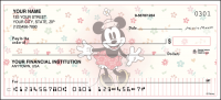 Vintage Minnie Disney Personal Checks - 1 Box - Duplicates