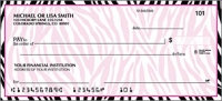 Neon Safari Animal Personal Checks - 1 Box
