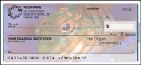 Ocean Conservancy Personal Checks - 1 box