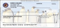 Defenders Penguins Personal Checks - 1 box