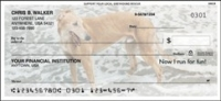 Support Your Local Greyhound Rescue Personal Checks - 1 box