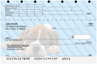 Boxer Pups Keith Kimberlin Top Stub Personal Checks
